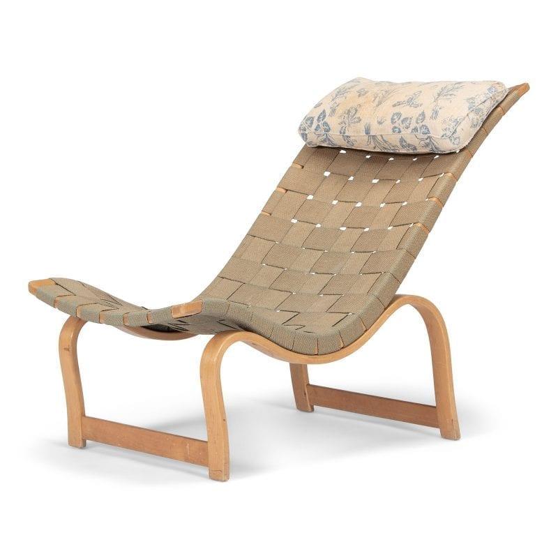 An easy chair