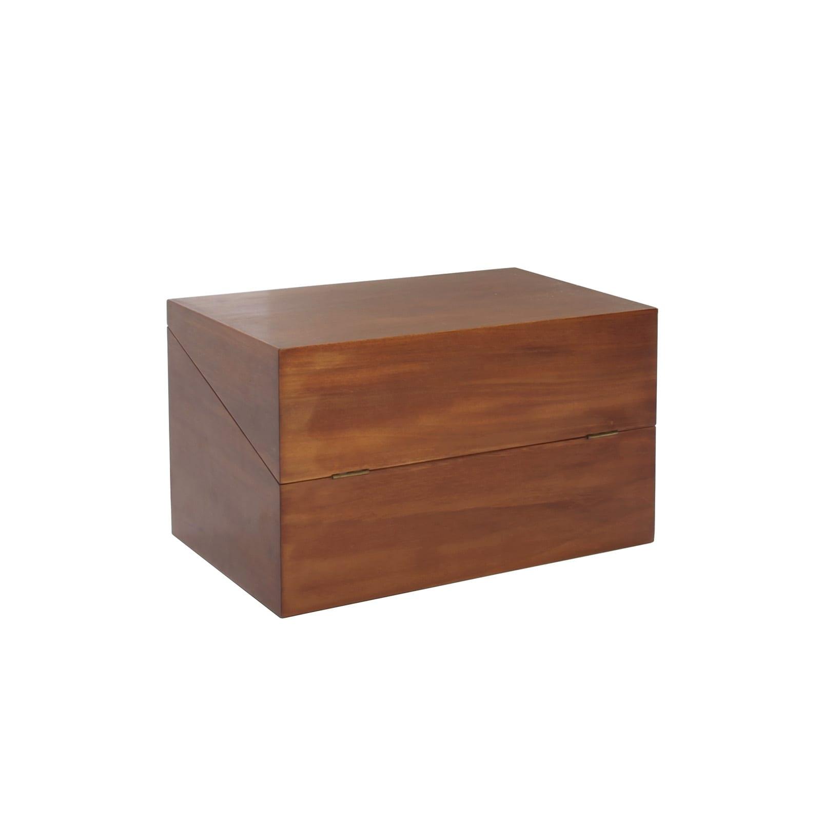 Small wall mounted vanity box