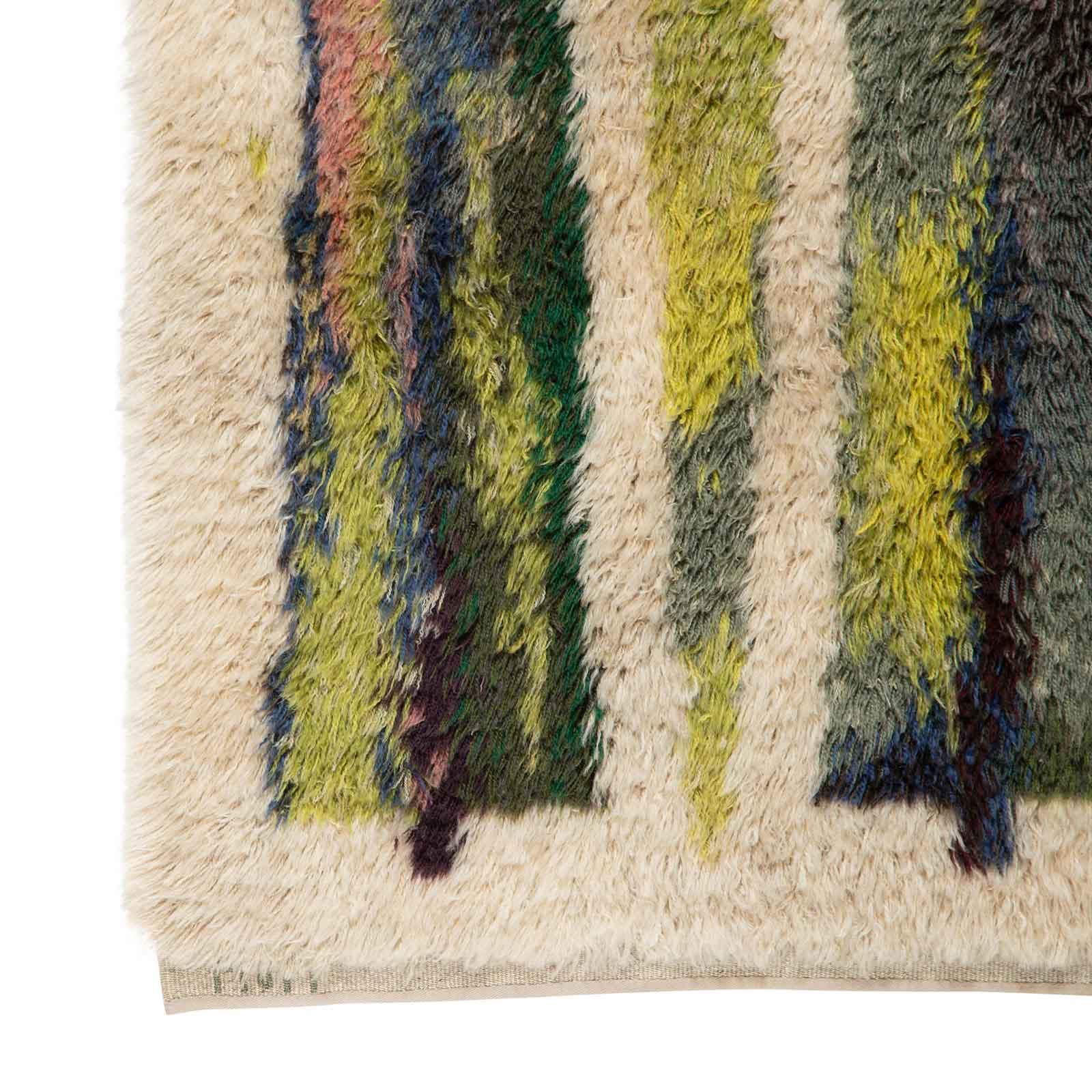 A rya rug - 'Granarna'