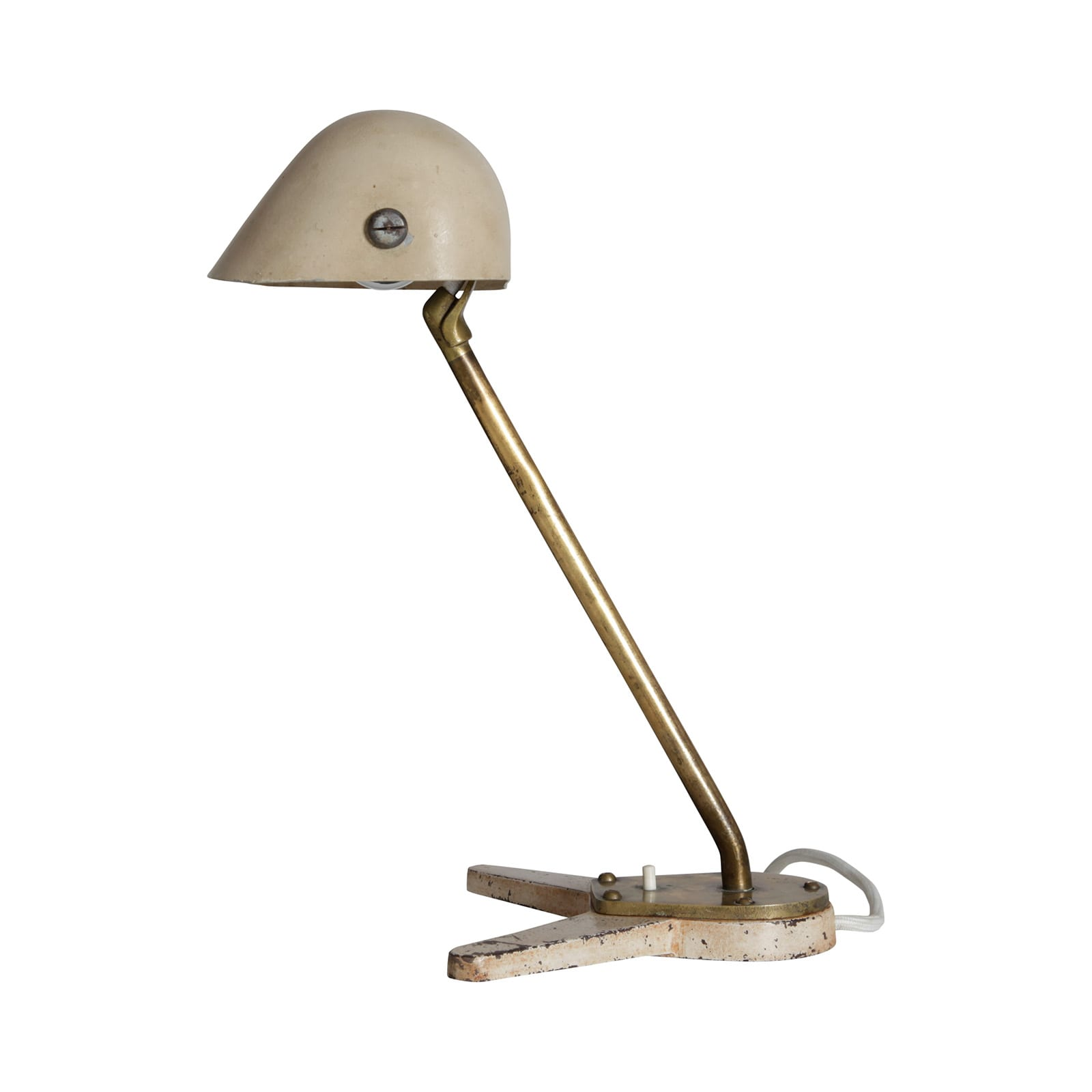 A desk lamp for Aarhus City Hall