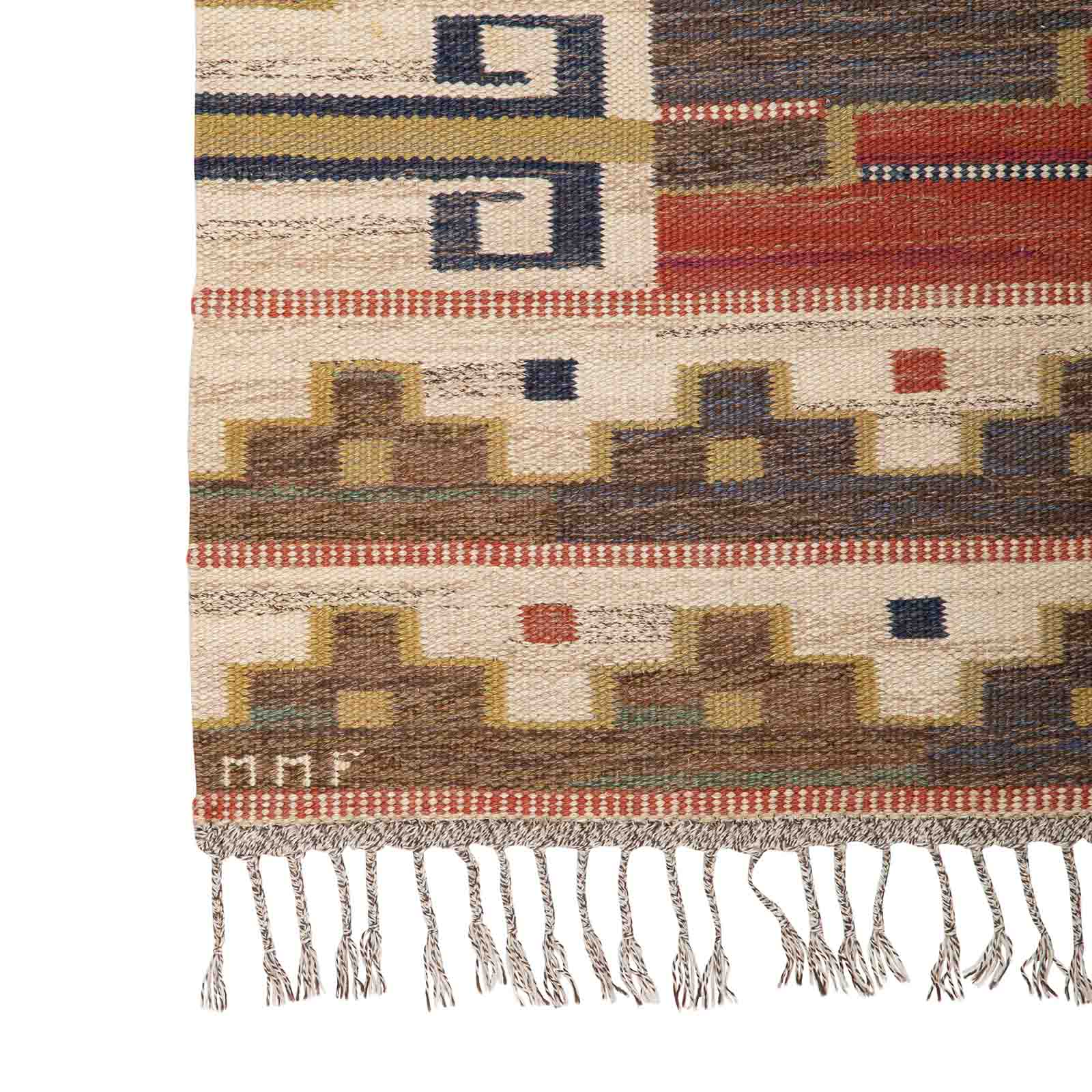 An early rug, 'Bruna Heden'