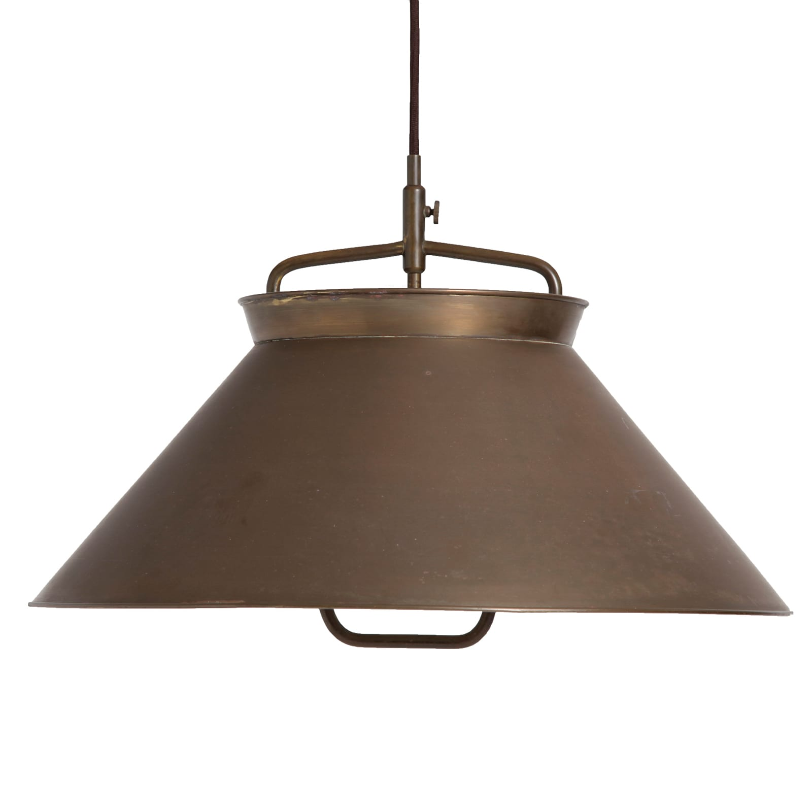 A height adjustable pendant