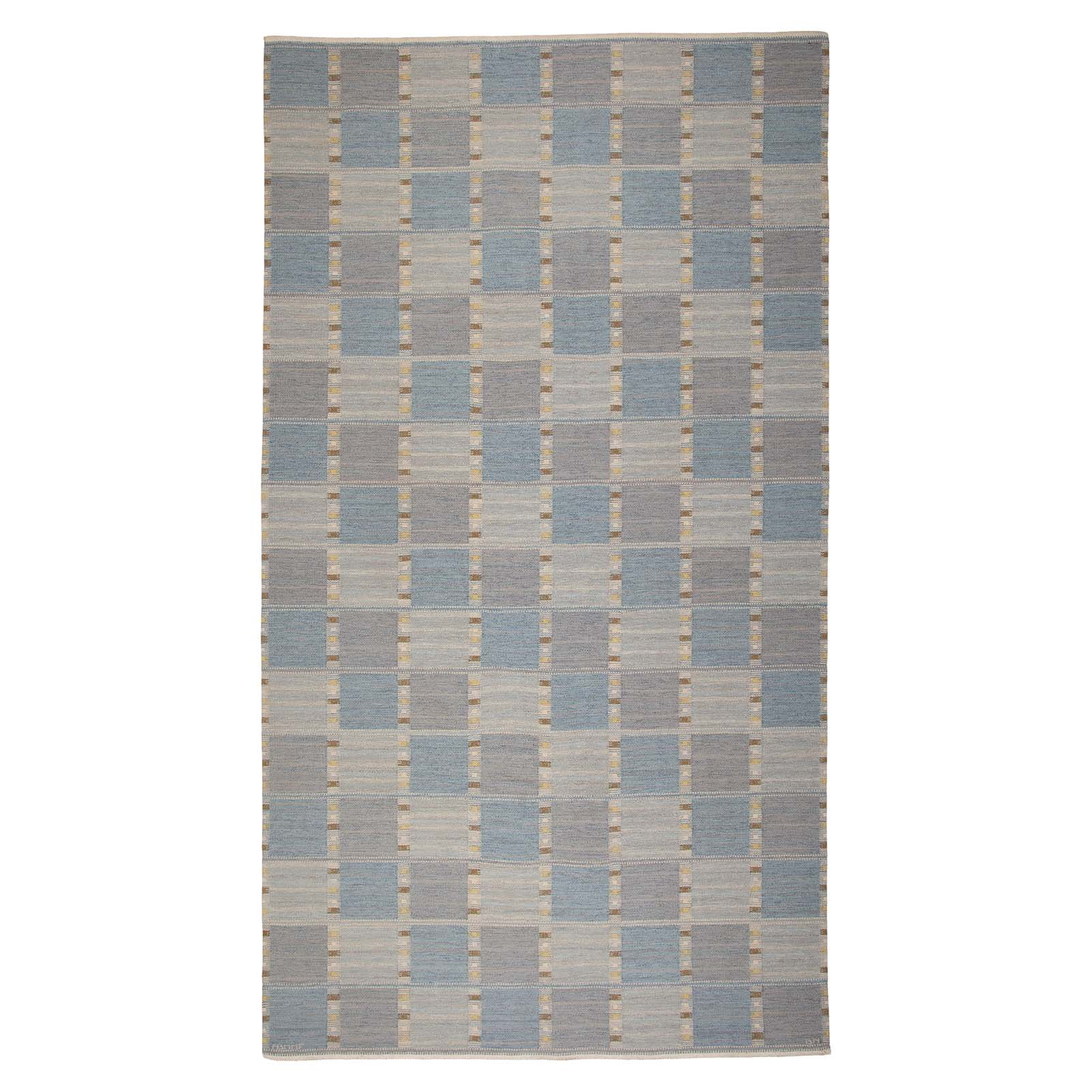 A large rug, 'Falurutan, Duhs'