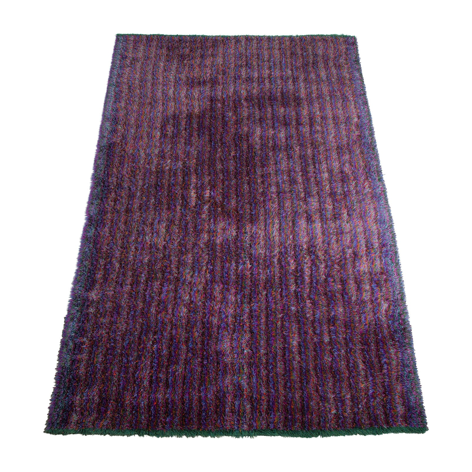 A large rya rug