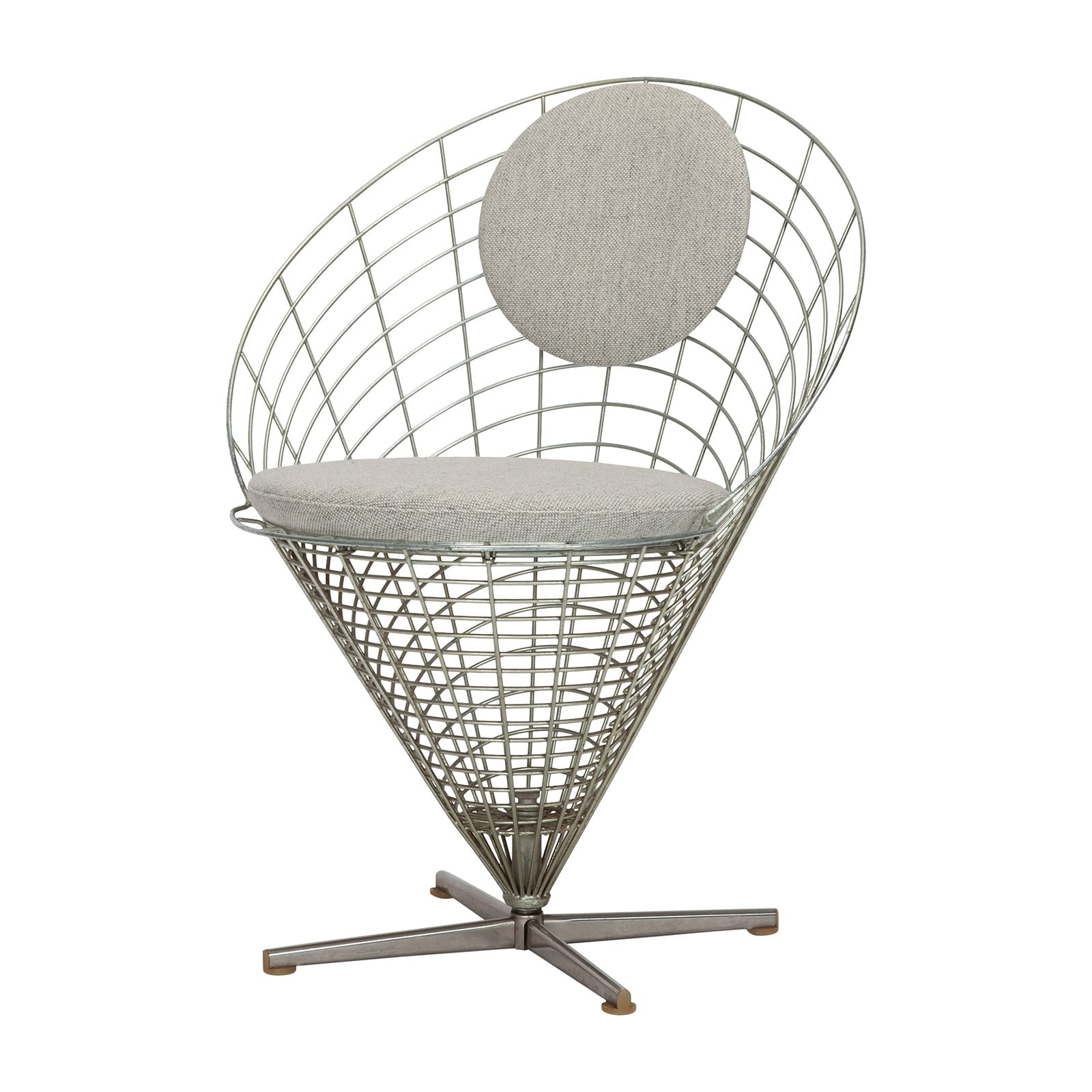 'Wire Cone Chair'