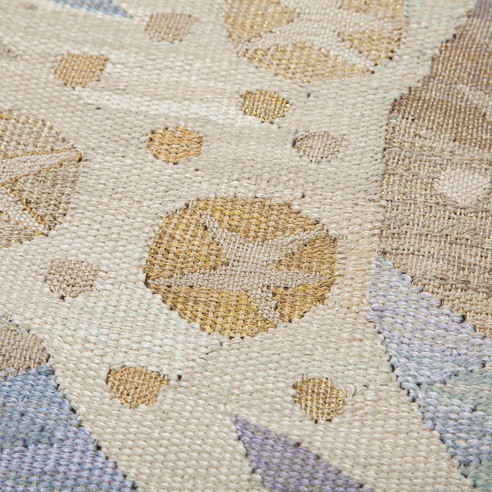 A unique tapestry, 'Guldhästen'