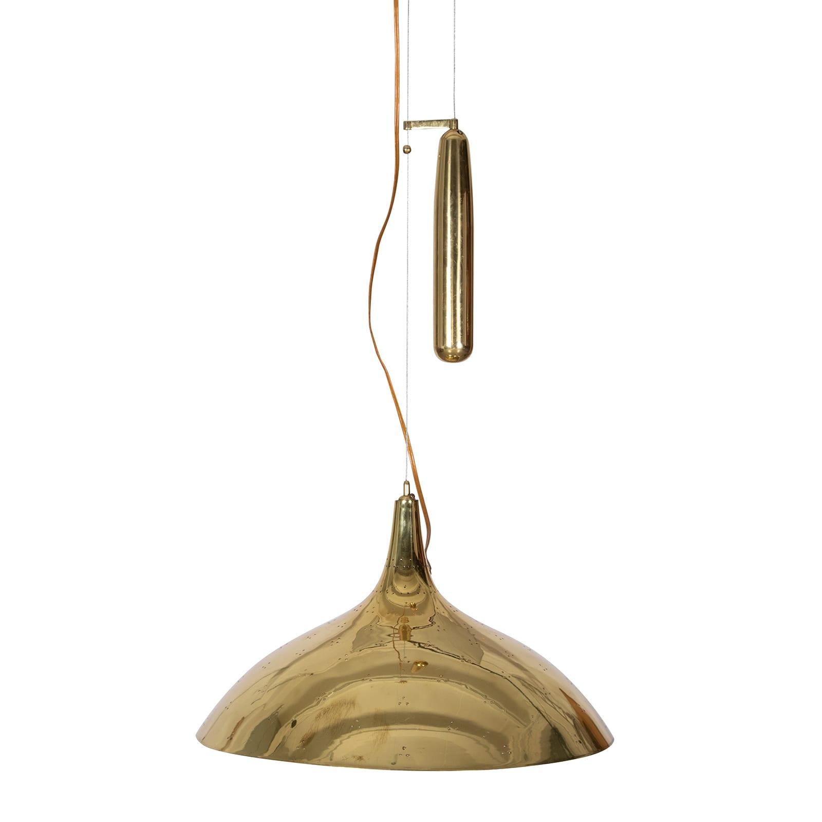 Height adjustable pendant