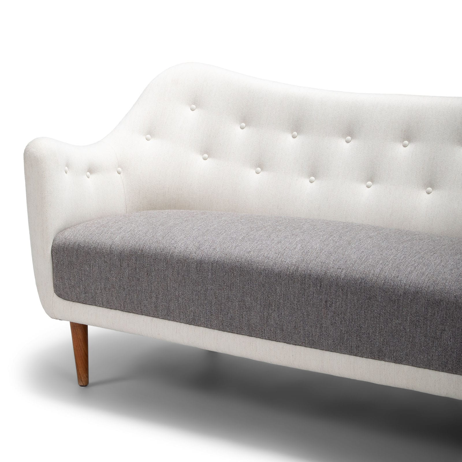 A two and a half seater sofa