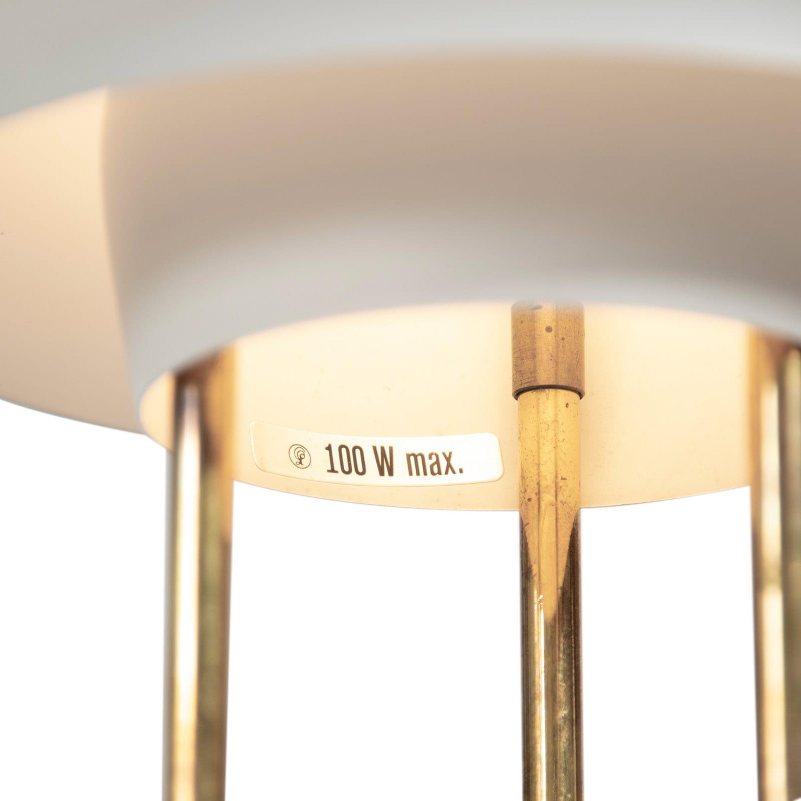 A rare floor lamp