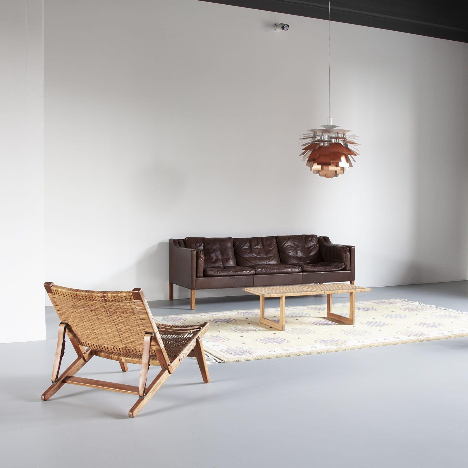 A three-seater sofa, 2213